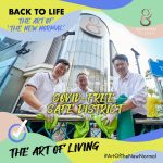Gaysorn Village presents the Gaysorn BACK TO LIFE with The Art of 'The New Normal'